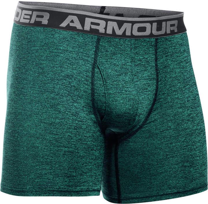 """Under Armour Original Series 6"""" Twist BoxerjockMen's Underwear"""