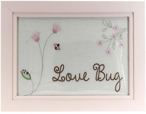 Carter's  Love Bug Wall Art