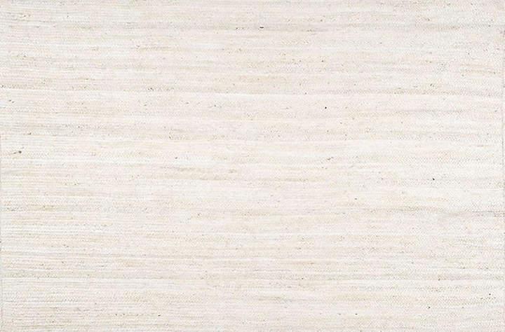 Verona Jute Rug - White - 6'x9'