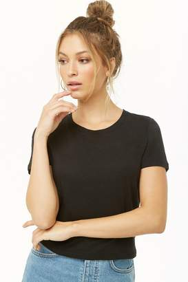 Forever 21 Round Neck Tee