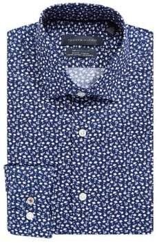 Tommy Hilfiger Printed Dress Shirt