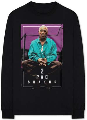 Bravado 2Pac Shakur Men's Graphic T-Shirt