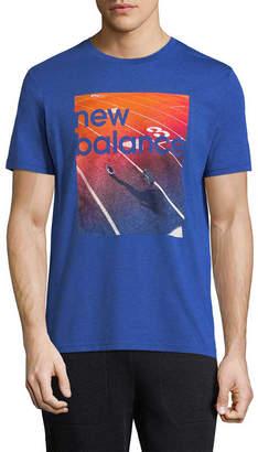 New Balance Heather Tech Run T-Shirt