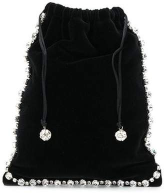 Ca&Lou drawstring clutch bag