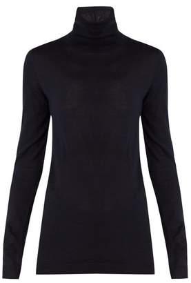 Valentino Roll-neck cashmere sweater