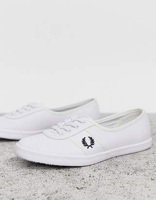 Fred Perry Aubrey leather sneakers