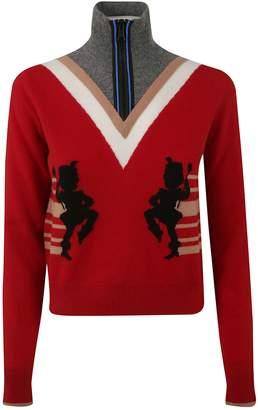 N°21 N.21 Ribbed Sweater