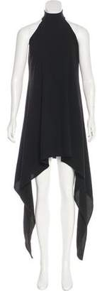 Gareth Pugh Sleeveless Asymmetrical Dress
