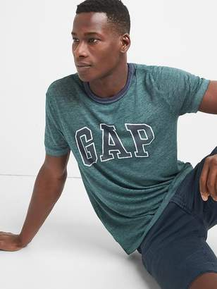Gap Logo burnout tee