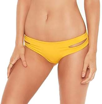L-Space L Space Sensual Solids Estella Bikini Bottom - Women's