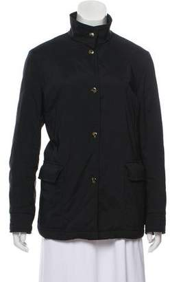 Loro Piana Quilted Casual Jacket
