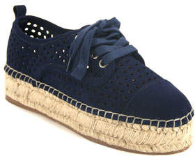 J/Slides Rileyy - Perforated Espadrille Sneaker