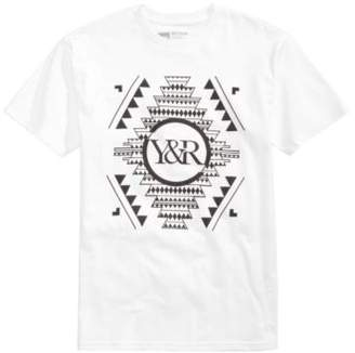 Young & Reckless Men's Native Customs Graphic-Print T-Shirt