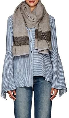 Denis Colomb Women's Hokkaido Barwa Cotton-Yak Wool Stole