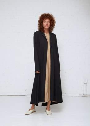 Jil Sander Espinosa Pleated Coat