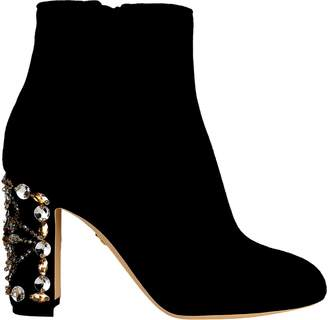 Dolce & Gabbana Boot Cristal Heel