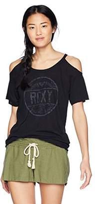 Roxy Junior's Luv Bug Shoulder Tee