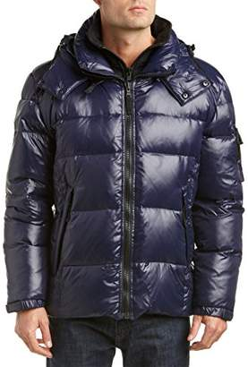 S13 Men's Downhill Down Quilted Puffer