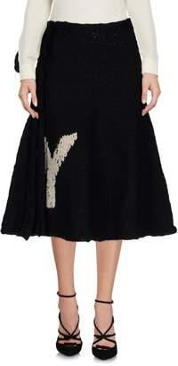 Yohji Yamamoto Y'S 3/4 length skirts