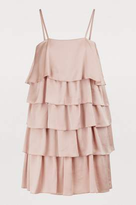 Mansur Gavriel Silk dress