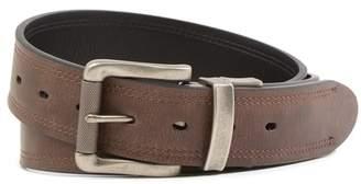 Levi's Textured Roller Leather Belt
