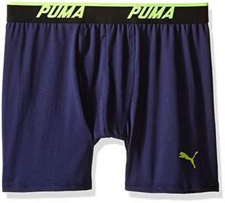 Puma Men's 1-Pack Boxer Brief