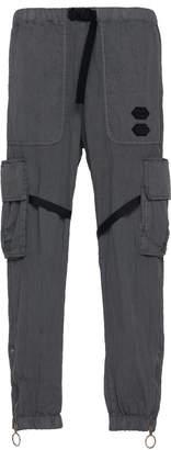 Off-White Parachute Cotton-Blend Cargo Pants