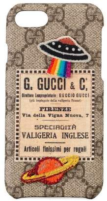 Gucci Courrier iPhone 8 case