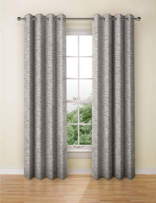 Marks and Spencer Navora Eyelet Curtains