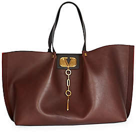 Valentino Women's Large VSling Escape Leather Tote