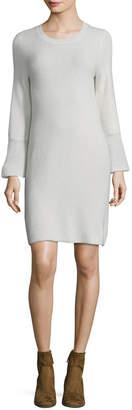 White + Warren Cashmere Sweaterdress