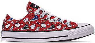 Converse Chuck Taylor All-Star Ox Hello Kitty Fiery Red (W)