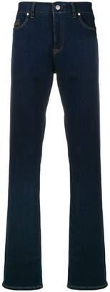 Ermenegildo Zegna mid-rise straight-leg jeans