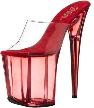 Pleaser USA Women's Flam801t/c/r Platform Sandal