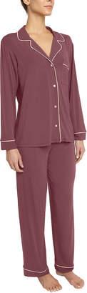 Eberjey Gisele 2Pc Pajama Pant Set