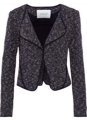 Layered Cotton-Blend Jacket