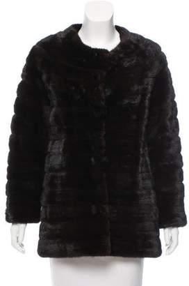 Pologeorgis Mink Fur Jacket