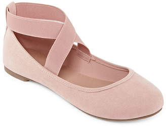 Arizona Womens Maybell Ballet Flats Closed Toe