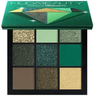 HUDA BEAUTY Emerald Obsessions Eye Shadow Palette
