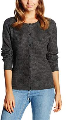 Vero Moda Women's VMGLORY NINKA LS Short Cardigan NOOS Cardigan,(Manufacturer Size: )