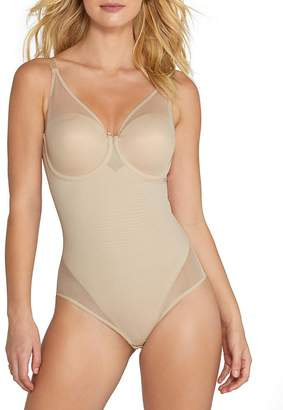 106c587a87291 Miraclesuit Sexy Sheery Extra Firm Control Thong Bodysuit
