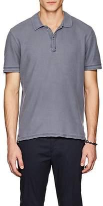 ATM Anthony Thomas Melillo Men's Cotton Piqué Polo Shirt