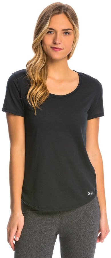 Under Armour Women's Threadborne Streaker Short Sleeve 8148082