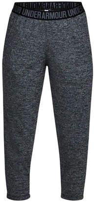 Under Armour Womens Play Up Capri Twist Pants
