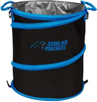 Logo Brand Carolina Panthers Collapsible 3-in-1 Trashcan Cooler