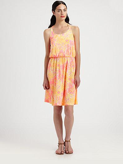Lilly Pulitzer Lockwood Jersey Tank Dress