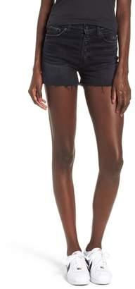 Hudson Zoeey High Waist Cutoff Shorts