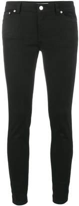 Givenchy star motif skinny jeans
