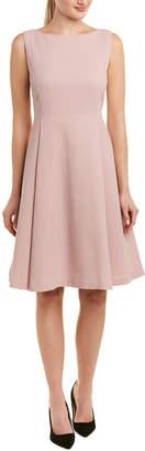 Lafayette 148 New York Nina Wool A-Line Dress