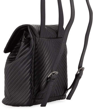 Jagger Kc Harlow Quilted Skinny Backpack